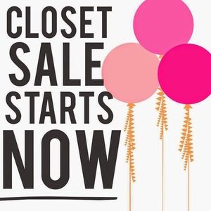 Other - CLOSET CLEAR OUT SALE <<all offers considered>>>